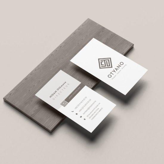 carte-visite-Otyano-agence de communication -vuenova